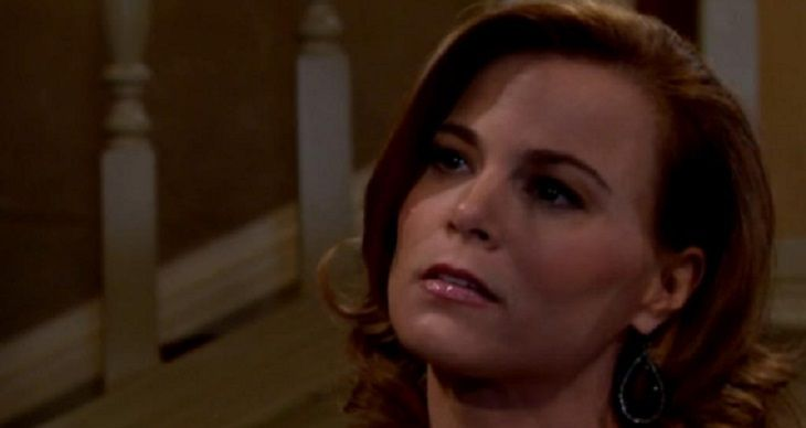 The transformation of Phyllis (Gina Tognoni) continues on 'The Young and the Restless'. Michelle Stafford's version of this character would be highly unlikely to ask someone like Ravi (Abhi Sinha) his opinion of anything, let alone whether or not she was needy (meaning weak). But that bit of dialogu
