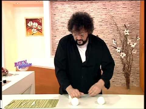 82 - Bienvenidas TV - Programa del 16 de Julio de 2012 - Modelado de Carita Jorge Rubicce