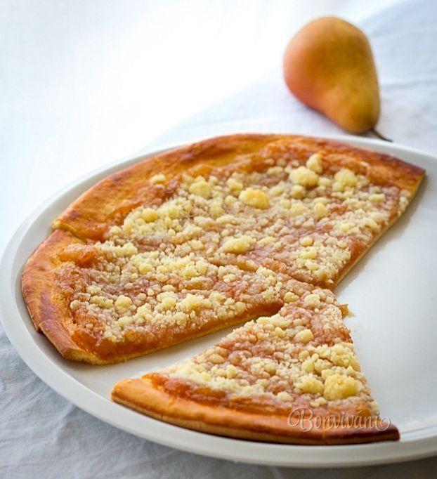 Hruškový koláč • recept • bonvivani.sk