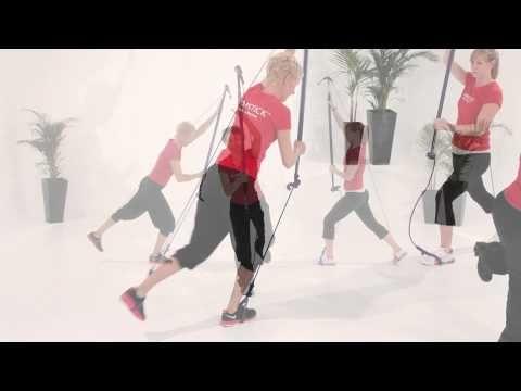 Gymstick original workout 2 - YouTube