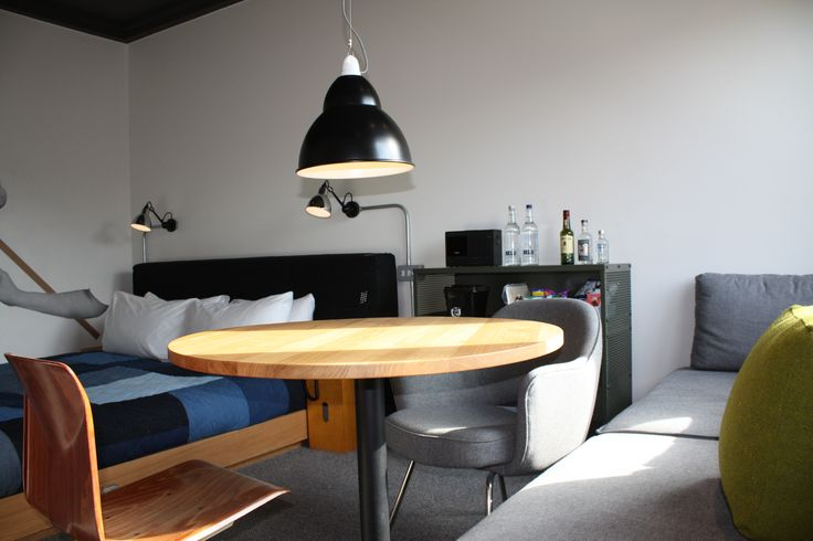 Our BB1 pendant lights at The Ace Hotel, London