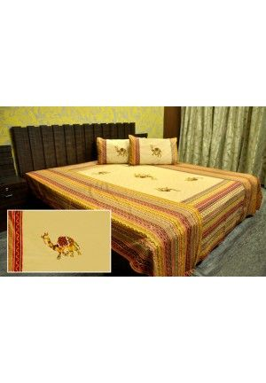 Handicana Bed Sheet_2 Handicana Bed Sheet_2 Product Code: HCBS_002 Availability:In Stock Price: Rs.876