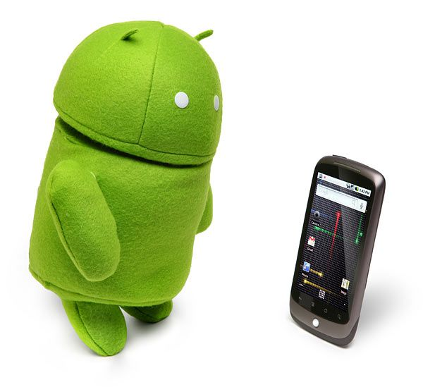 Android Meet Android