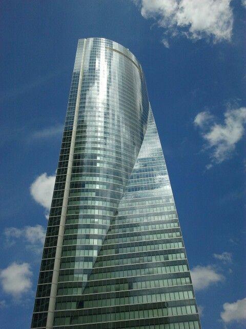 Torre Espacio, Madrid CTBA