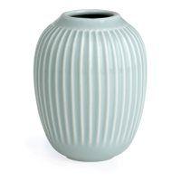 Hammershøi vase, mintgrøn, Kähler, Hans-Christian Bauer