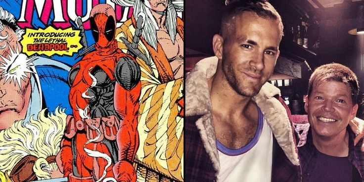 Deadpool Movie Rob Liefeld Cameo Deadpool: Easter Eggs, References & X Men Connections