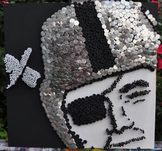 I WANT THIS!!!   Oakland Raider Nail & Screw art!!!
