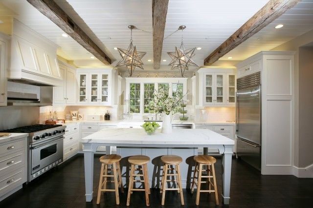 Things We Love:  Exposed Beams - McCoppin Studios
