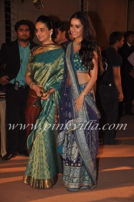 padmini kolhapure in saree - photo #19