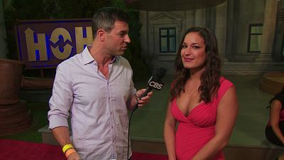 Big Brother Video - Big Brother Finale: Backyard Interview with Jessie - CBS.com