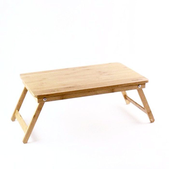 Perfect Foldable Picnic Table Standard - Bamboo