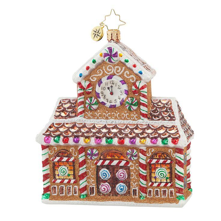 Christopher Radko Ornaments 2015 | Radko Candy Station Ornament