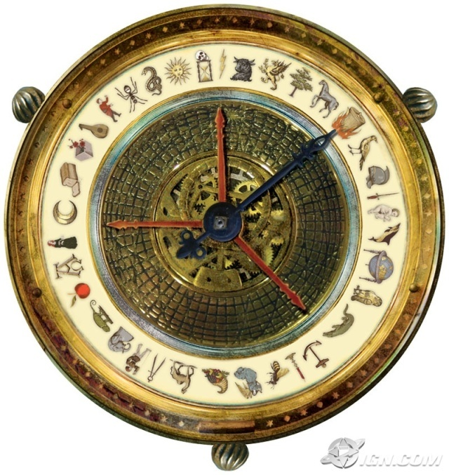 The Golden Compass... Wish it was real and that I had one :)