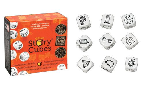 Story Cubes, by Rorys