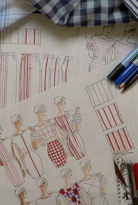 Fashion Design Art Tutorials by Bina Abling