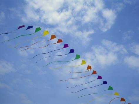 Wishing everyone a very Happy #MakarSankranti and #Pongal.May you all soar high just like the colorful kites,that dot the skies!