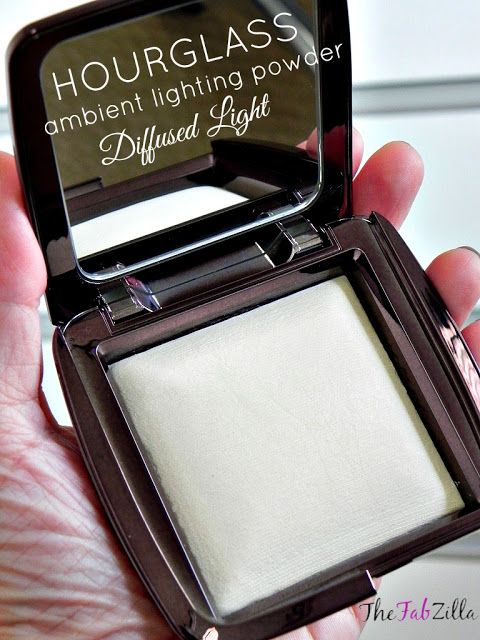 Hourglass Ambient Lighting Powder (Diffused Light): Review #hourglass