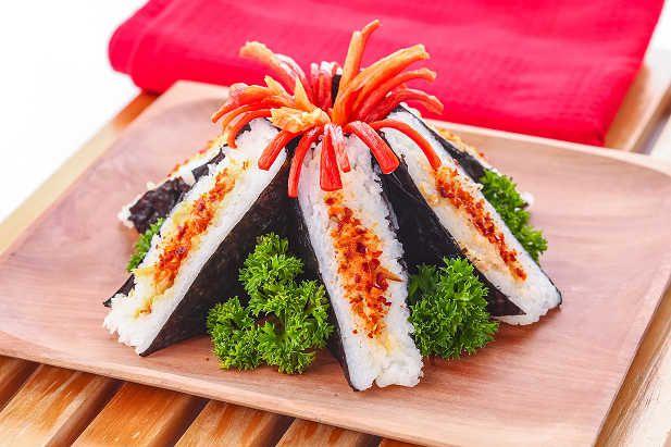 Onigiri Tuna Mayo Resep Dari Dapur Kobe Resep Resep Ikan Resep Makanan Sehat