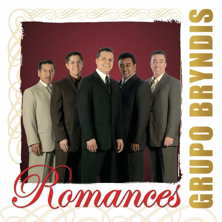 Grupo Bryndis - Romances