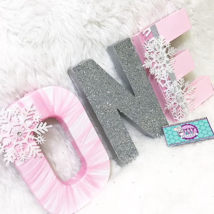 Pink Winter wonderland  - winter onederland decorations - winter wonderland 1st birthday - cake smash prop - 1st birthday prop by IttyBittyMilestones on Etsy https://www.etsy.com/listing/475659530/pink-winter-wonderland-winter-onederland