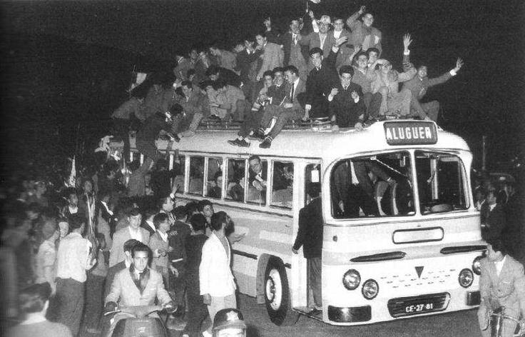 Benfica, 1961-62