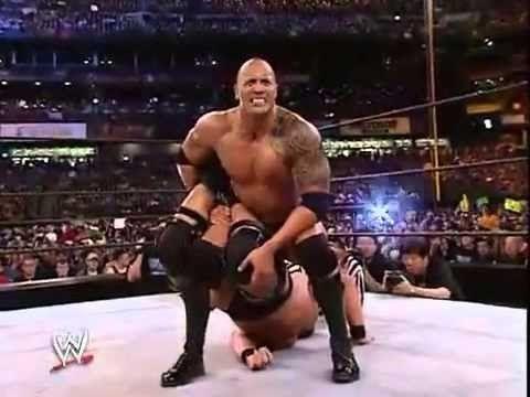Wwe The Rock Vs Stone Cold Steve Austin Wrestlemania 19 Wwe The Rock Wrestlemania 19 Wrestlemania 29