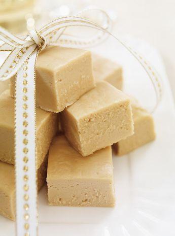 Sucre à la crème (le meilleur) Recettes   Ricardo - Je vais tenter cette recette pour Noël - résultats à suivre