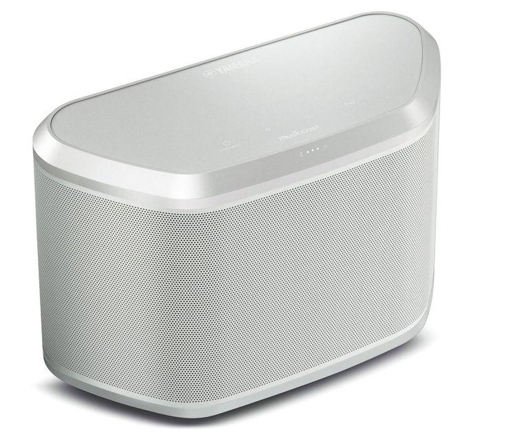Faites-vous plaisir avec cette enceinte audio Yamaha WX-030. Une enceinte audio sans fil qui entre dans l'ère du multiroom et qui en prime vous fera économiser pas moins de 155 €.  Lien d'achat : Yamaha WX-030. «Une enceinte Wi-Fi si compacte qu'elle peut être utilisée n'importe où et ins... https://www.planet-sansfil.com/plan-solde-soir-155e-de-remise-lenceinte-audio-yamaha-wx-030/ audio, Audio - Vidéo, Bon Plan, bons plans, enceinte audio, multiro