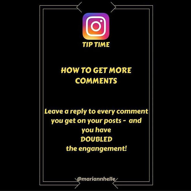 Tip time: Do you sometimes wonder how you can get more comments on your posts...?   REPLY to the ones you are getting!!   This will easily take you from 3  6 from 5  10 and from 12  24 and even more!  This will be greatly appreciated by your audience as well!   Well...? What are you waiting for...    Want to learn more about building your business online? JOIN the Networking Success Tips FB-community! I would love to welcome you in there!   @mariannhelle  - LINK IN BIO…