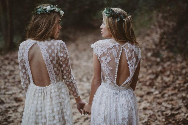 41 Immacle Barcelona Wedding Dress Collection | Bridal Musings