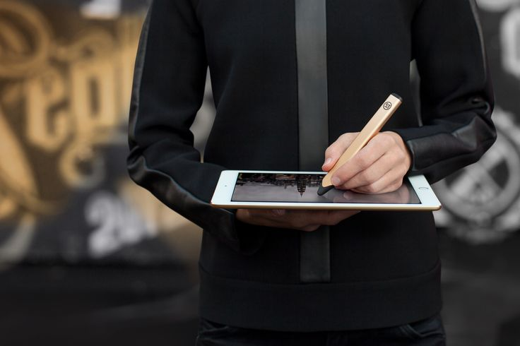 Earlier this month FiftyThree's popular Pencil stylus for iPad joined the accessory lineup in Apple's retail stores, and today FiftyThree is unveiling a new goldbrushed and anodized finishvariant...