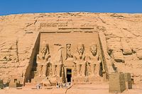 Voyage Egypte croisière sur le Nil Temple d'Abou Simbel #croisiereNil #VoyageEgypte