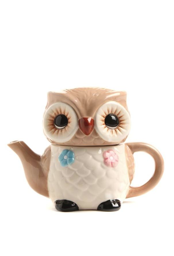Owl Teapot.