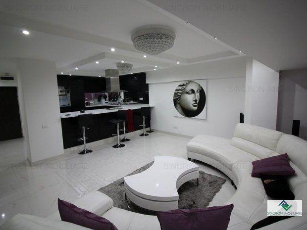Apartament 2 camere Lux Unirii vis-a-vis de hotel Royal - X4G400080