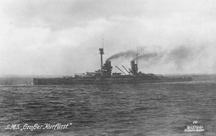 MaritimeQuest - SMS Grosser Kurfürst
