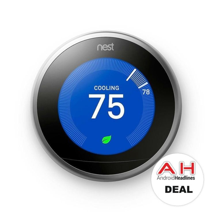 Pick Up the Nest Learning Thermostat 3rd Gen for $219 – 4/13/17 #Android #Google #news