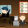 In this game you will act as the bus driver and you need to calculate whether the passengers have paid the correct amount. Each time, a group of passenger will pay a single amount of money when they want to leave the bus, and you need to calculate whether the total amount paid is enough or not before that group of passengers leave the bus. http://www.itsgamestime.com/puzzle/bus-drivers-math.html