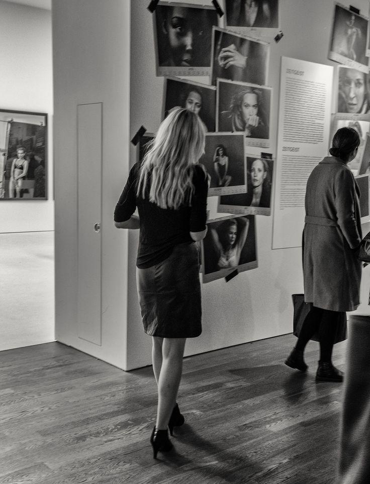 Peter Lindbergh Ausstellung - Kunsthalle München
