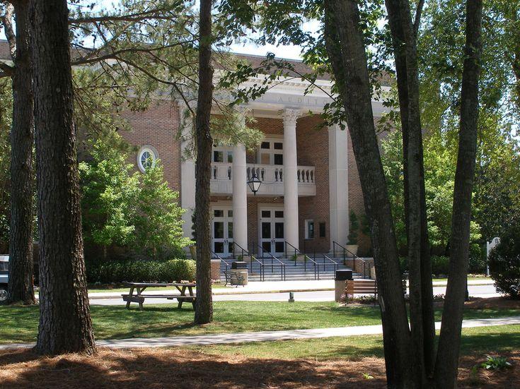 Take a class at Coastal Carolina University