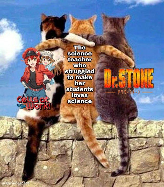 Thanks Japan For Making Science Interesting Dank Anime Memes Anime Funny Anime Memes Funny