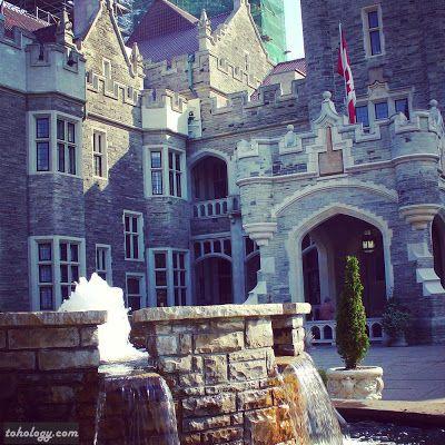 Casaloma castle (Toronto, Canada)