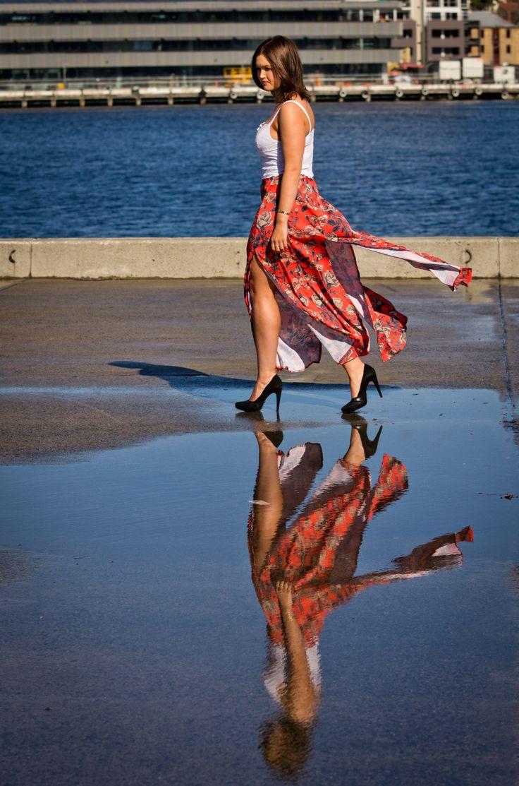 photography reflection hobart tasmania