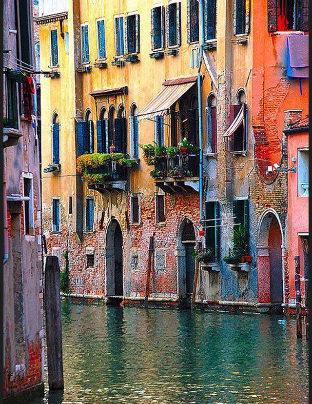 Les plus belles destinations d'Italie - Venise
