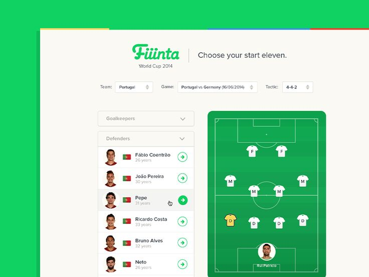 Fiiinta for World Cup 2014 by Helder Leal