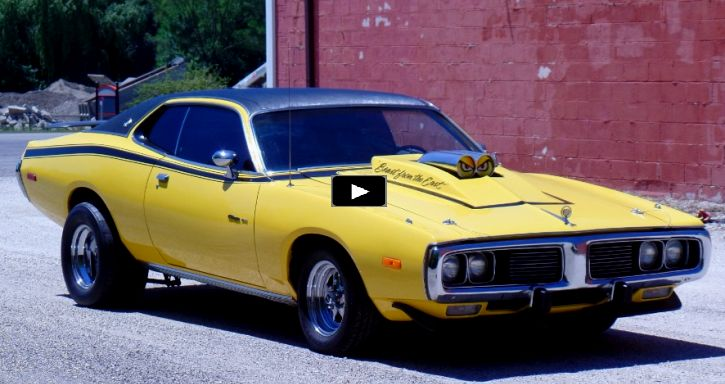 600hp 1973 Dodge Charger SE | Beast From The East