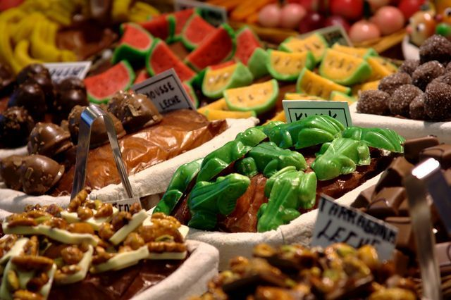 Испанские десерты - чуррос