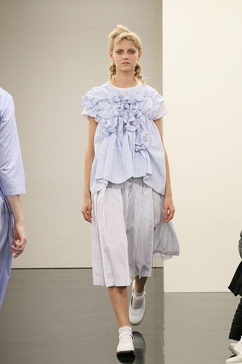 トリコ・コム デ ギャルソン(tricot COMME des GARÇONS) 2016年春夏コレクション Gallery30