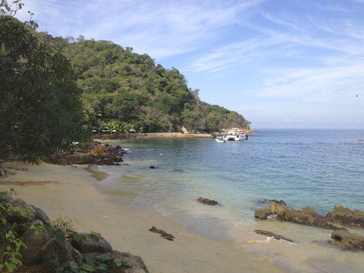 Puerto Vallarta's beach