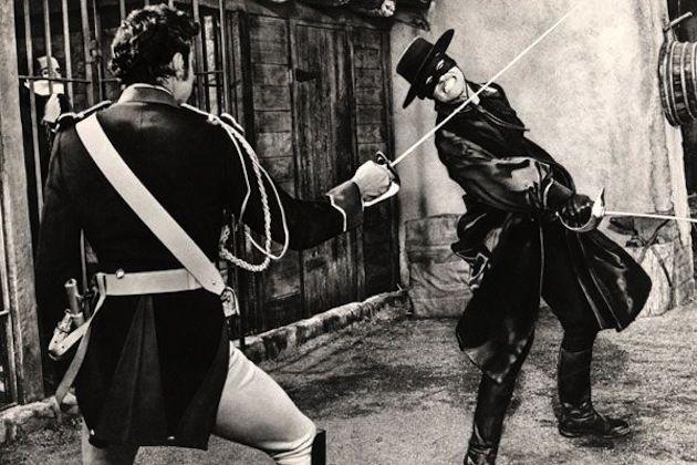 Flashback: #Zorro enfrenta o Homem da Montanha