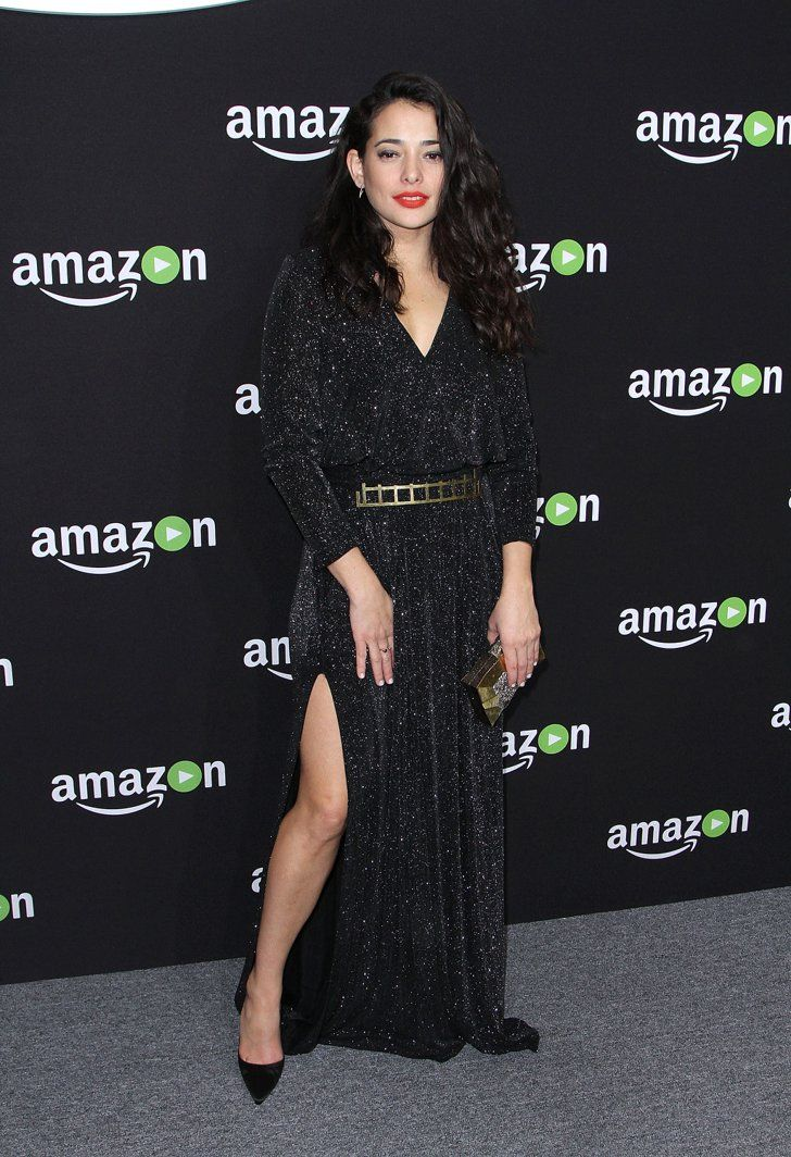 Pin for Later: After the Golden Globes Come the Afterparties, and Your Favorite Stars Didn't Miss Them  Pictured: Natalie Martinez